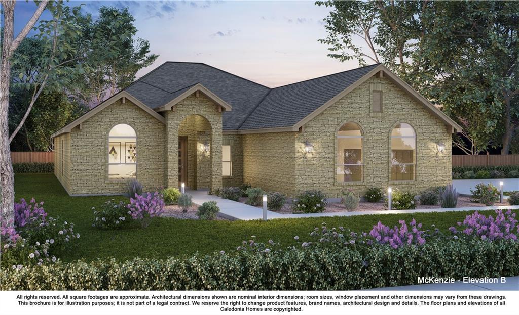 103 Harris Hawk CV Property Photo - Cedar Creek, TX real estate listing