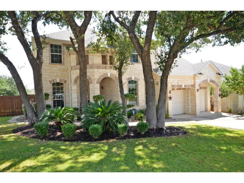 3110 Fiorellino PL Property Photo - Cedar Park, TX real estate listing