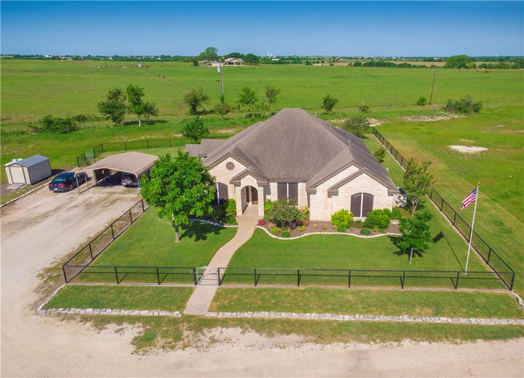 2190 County Road 105, Hutto Tx 78634 Property Photo