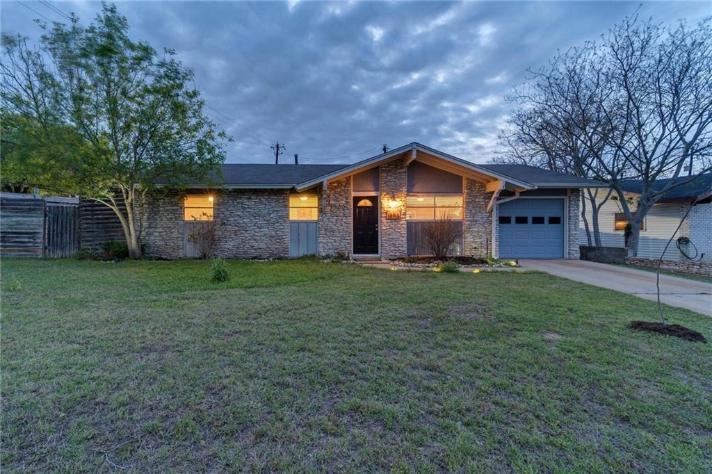 1502 Brandt DR Property Photo - Austin, TX real estate listing