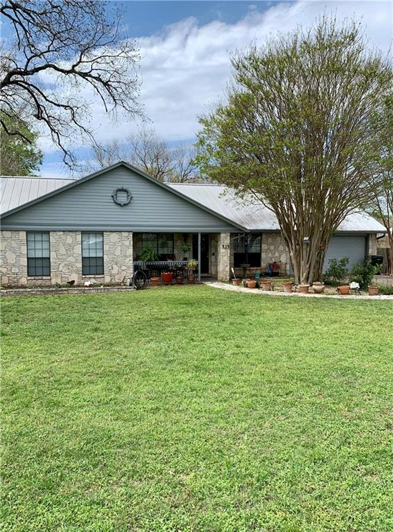 535 Sendero Verde ST Property Photo - Manchaca, TX real estate listing