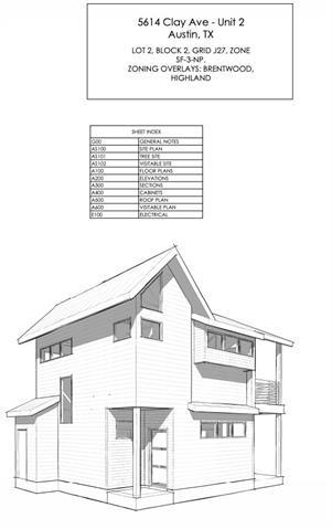 5614 Clay AVE # 2, Austin TX 78756, Austin, TX 78756 - Austin, TX real estate listing
