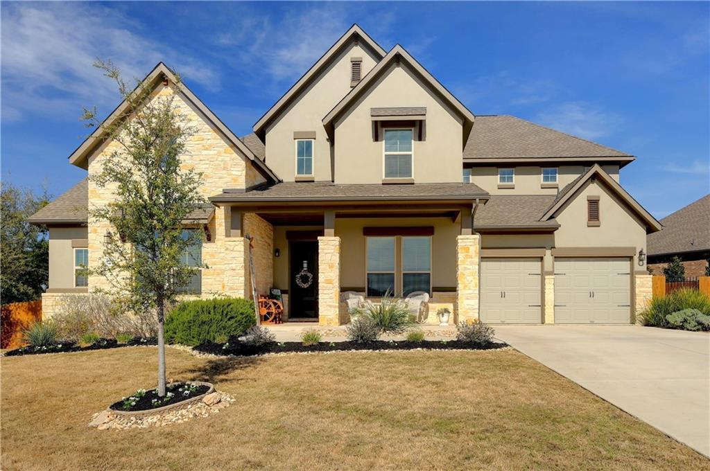 7412 Turnback Ledge TRL Property Photo - Lago Vista, TX real estate listing
