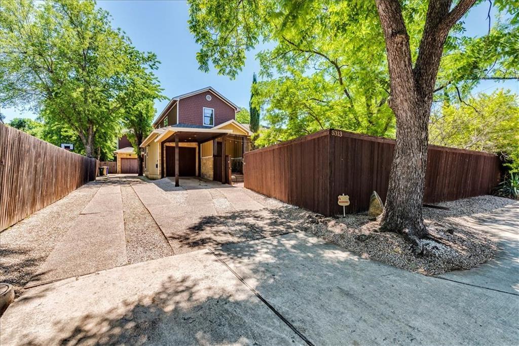 5313-A Joe Sayers AVE # A, Austin TX 78756 Property Photo - Austin, TX real estate listing