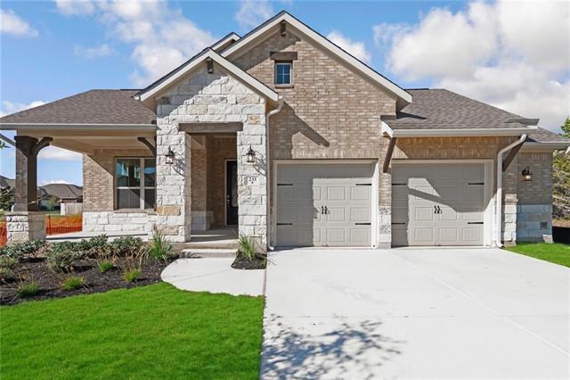 233 BARALO DR, Leander TX 78641 Property Photo - Leander, TX real estate listing