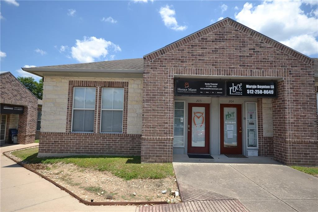1001 Cypress Creek RD # 205, Cedar Park TX 78613 Property Photo