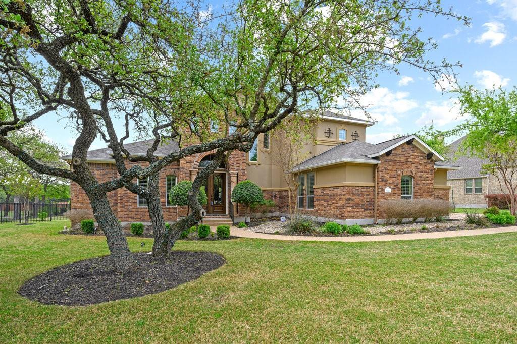 174 Estrella XING Property Photo - Georgetown, TX real estate listing