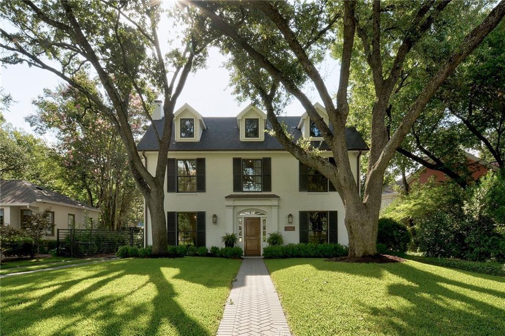 2501 Jarratt AVE, Austin TX 78703 Property Photo - Austin, TX real estate listing
