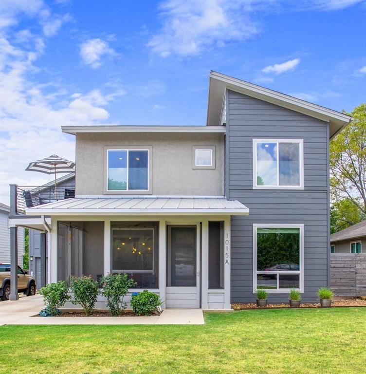1015 Nalide ST # A Property Photo - Austin, TX real estate listing