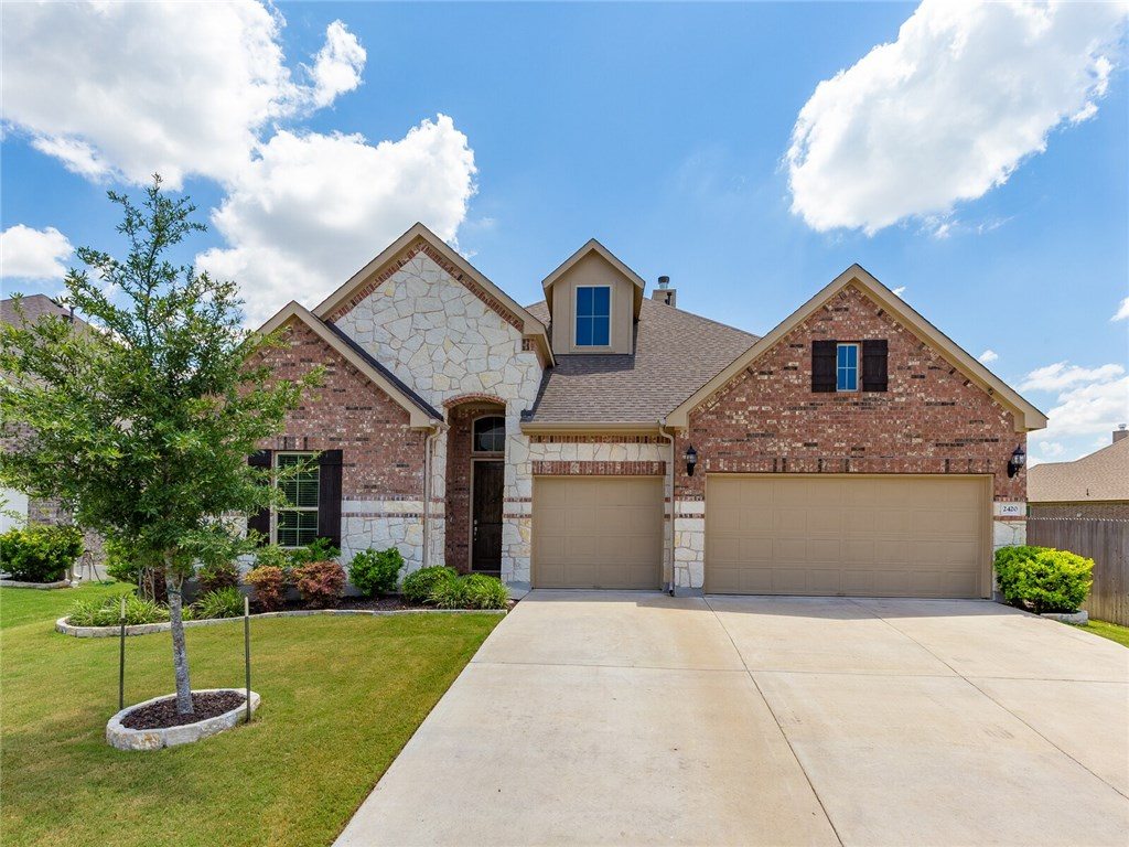 2420 Echo Park DR, Leander TX 78641 Property Photo - Leander, TX real estate listing