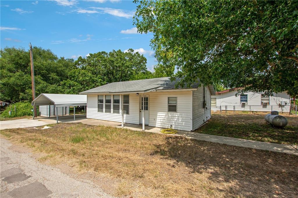 124 Marlin ST, McDade TX 78650 Property Photo - McDade, TX real estate listing