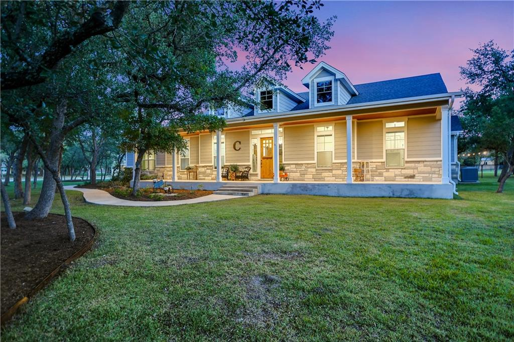 601 Cole DR Property Photo - Liberty Hill, TX real estate listing