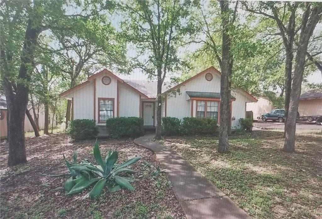 159 Live Oak DR, Cedar Creek TX 78612 Property Photo - Cedar Creek, TX real estate listing
