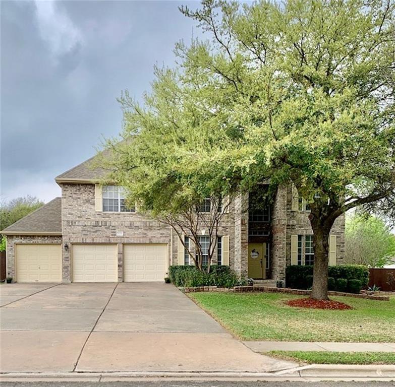 3029 Indigo TRL, Round Rock TX 78665 Property Photo - Round Rock, TX real estate listing