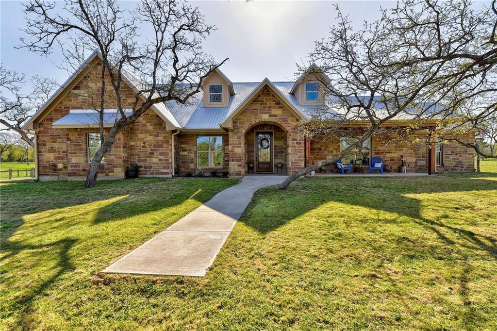 217 Regier RD Property Photo - Smithville, TX real estate listing