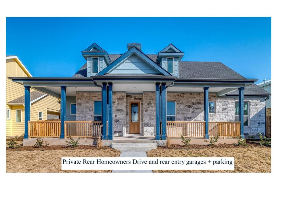 1013 Scenic DR Property Photo - Georgetown, TX real estate listing