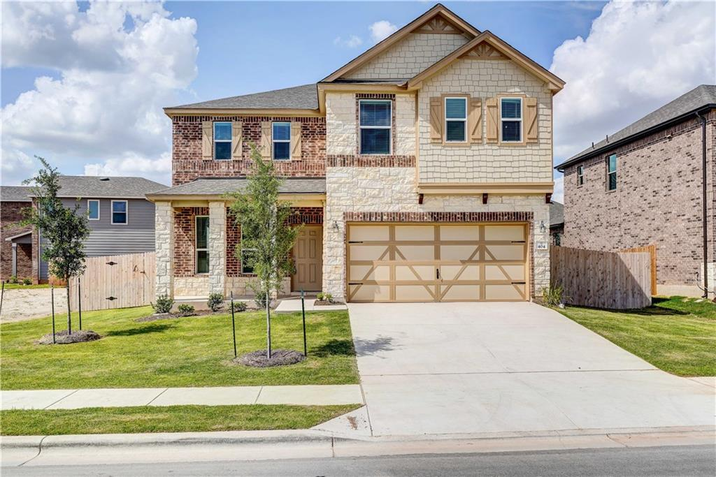 404 Lynwood Gold WAY, Pflugerville TX 78660 Property Photo - Pflugerville, TX real estate listing