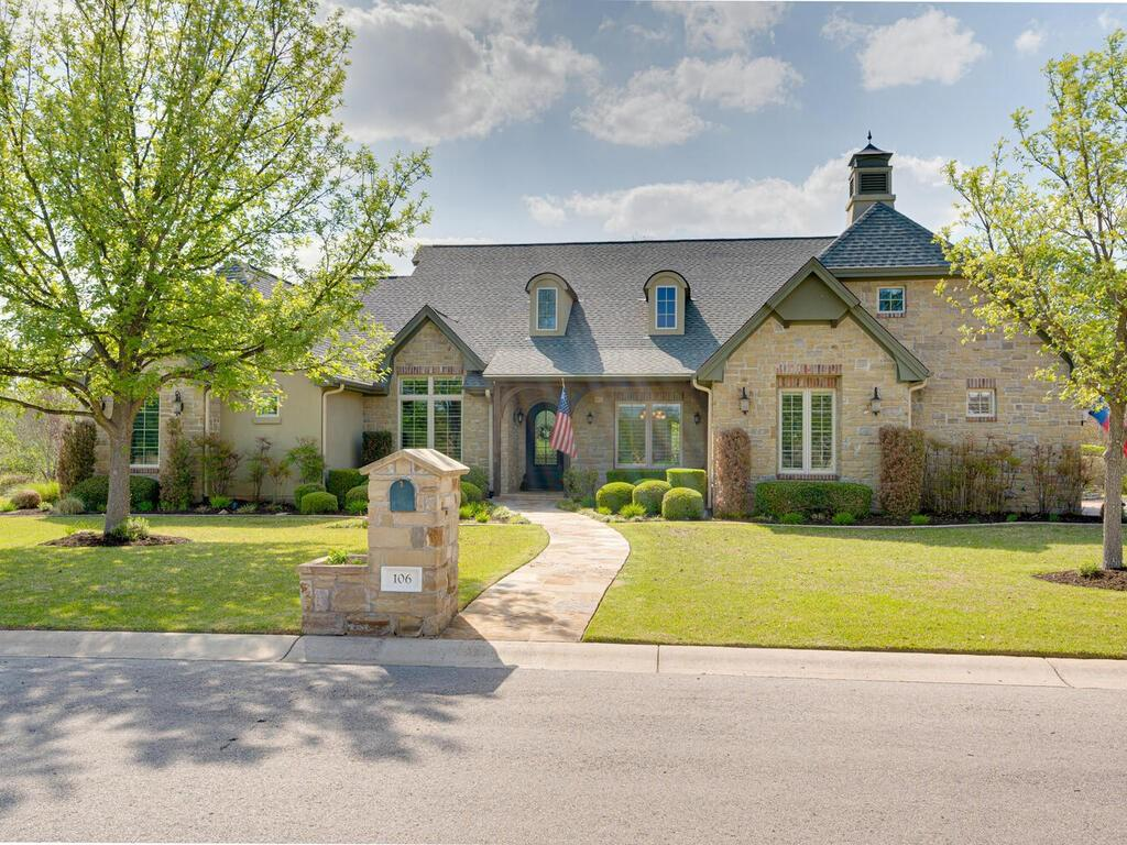 106 Potter LN Property Photo - Georgetown, TX real estate listing