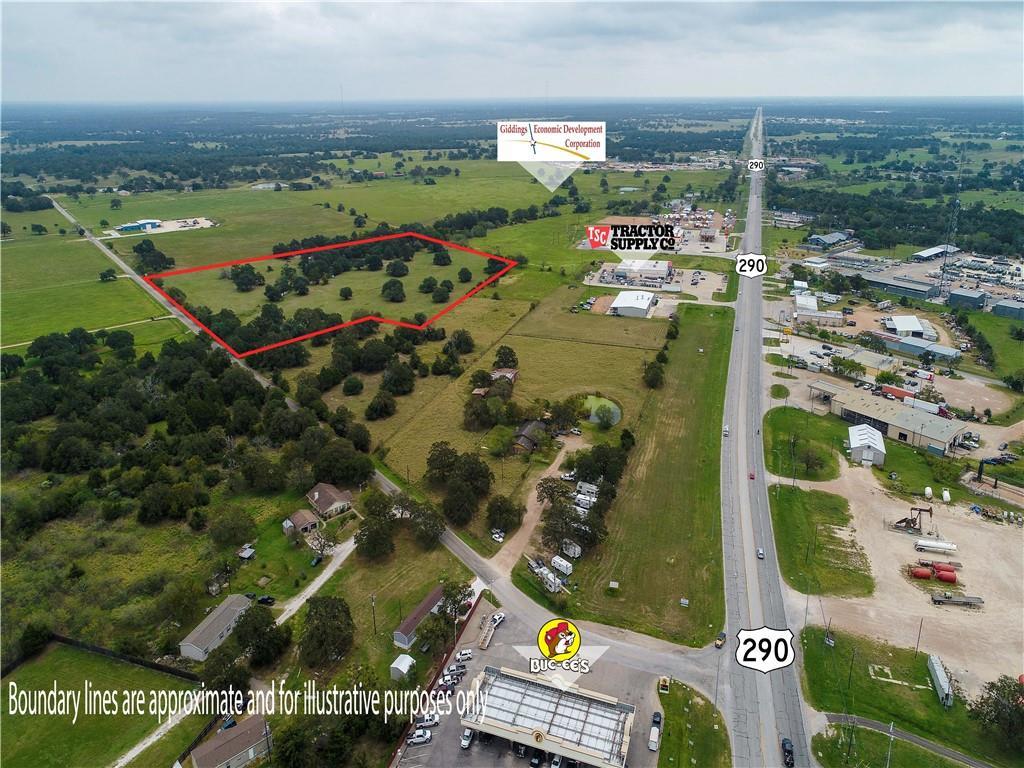 TBD (+/- 20.34 ac) CR 133 Property Photo - Giddings, TX real estate listing