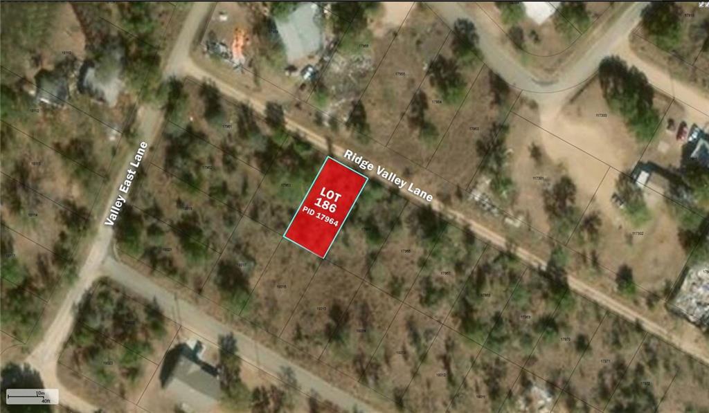 Lot 186 Ridge Valley LN, Granite Shoals TX 78654 Property Photo - Granite Shoals, TX real estate listing