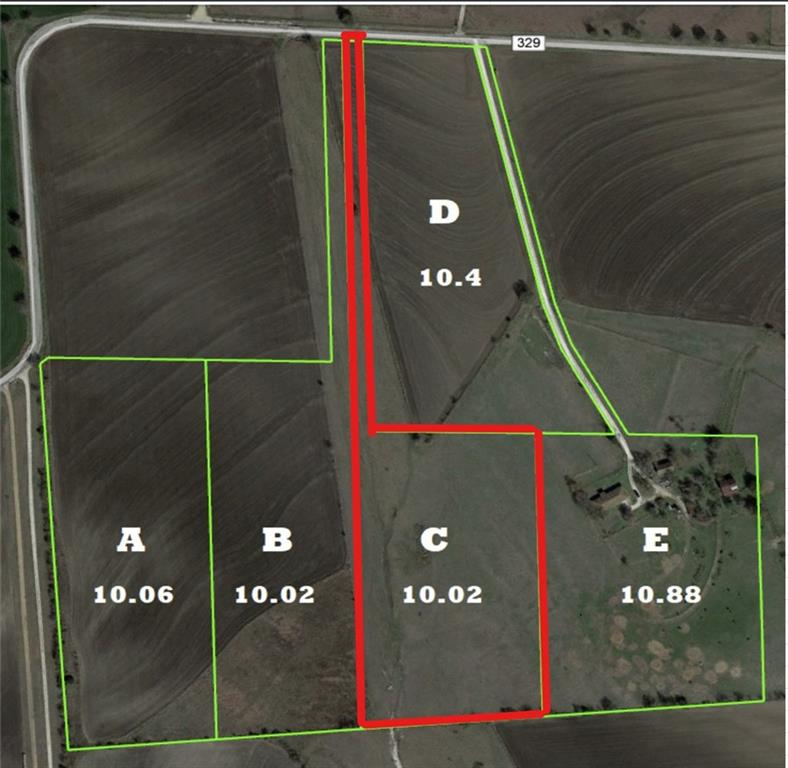 TBD-Tract C County Rd 329 RD Property Photo - Granger, TX real estate listing