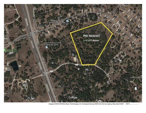 Tbd County Road 264, Leander Tx 78641 Property Photo