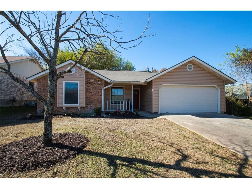 2106 Dry Creek DR, Round Rock TX 78681 Property Photo - Round Rock, TX real estate listing