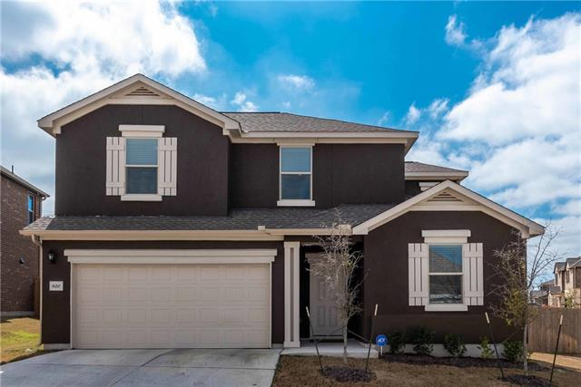 620 American TRL, Leander TX 78641 Property Photo - Leander, TX real estate listing