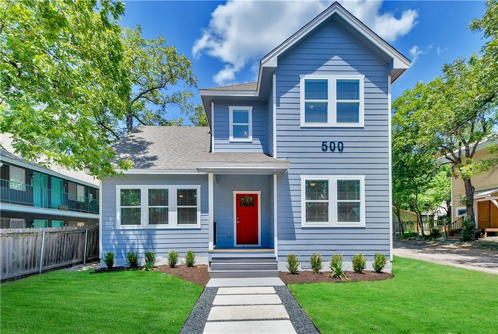 500 W 35 ST, Austin TX 78705 Property Photo - Austin, TX real estate listing