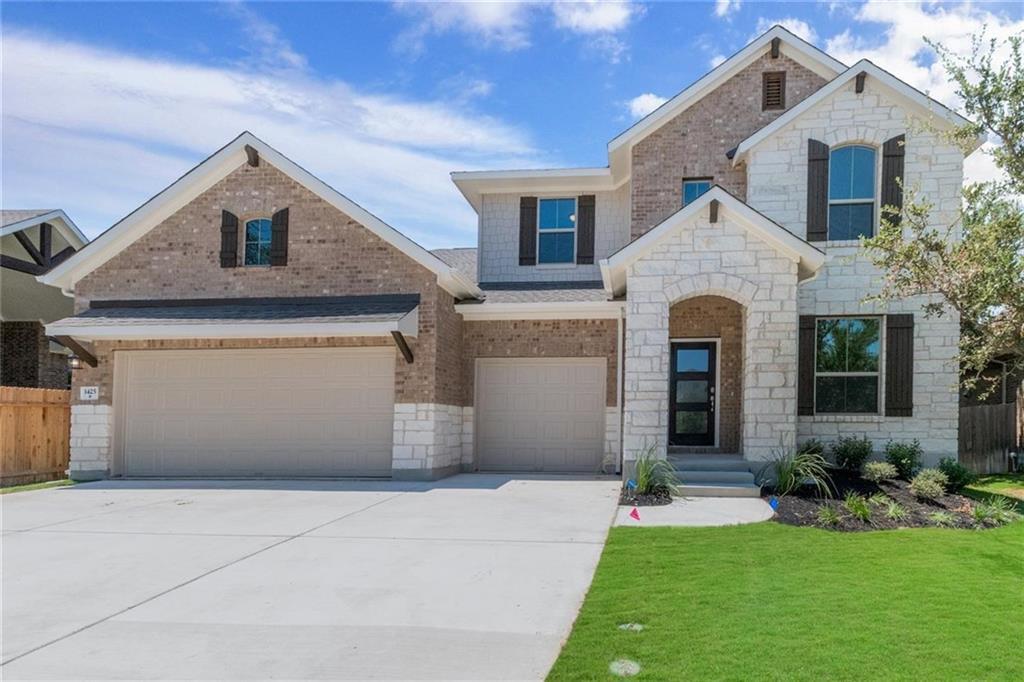 1425 MARSALA CIR, Leander TX 78641 Property Photo - Leander, TX real estate listing