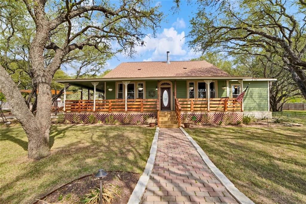 103 Independence DR Property Photo - Liberty Hill, TX real estate listing