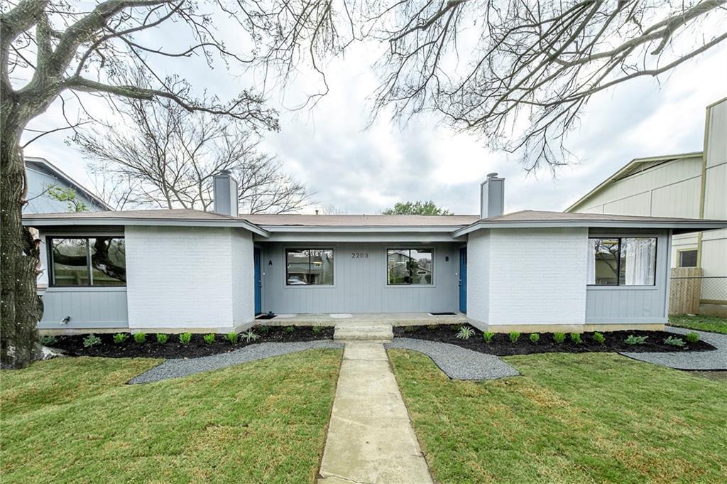 2203 E Stassney LN Property Photo - Austin, TX real estate listing