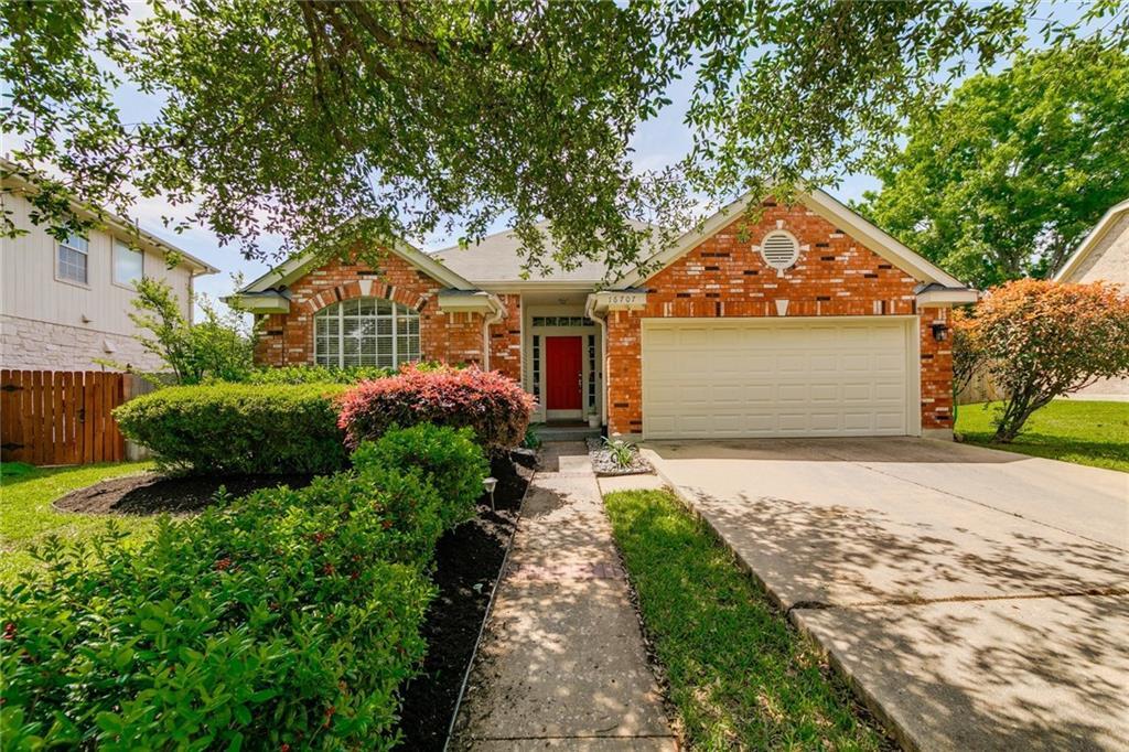 16707 Sabertooth DR, Round Rock TX 78681 Property Photo - Round Rock, TX real estate listing