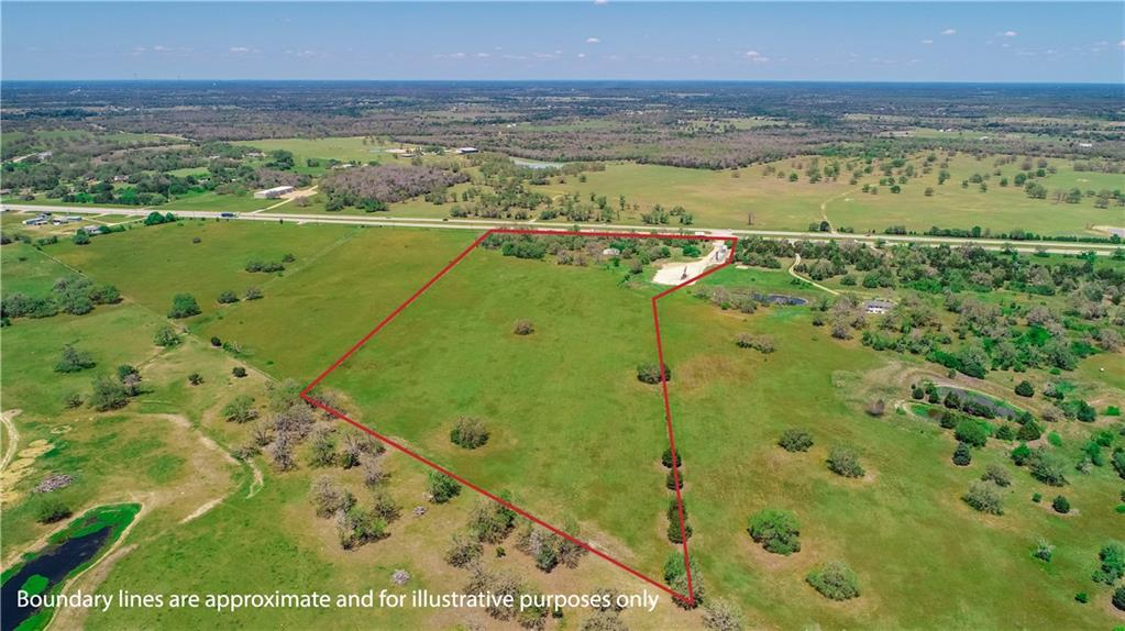 21.457 Acres Highway 290 E Property Photo - Giddings, TX real estate listing