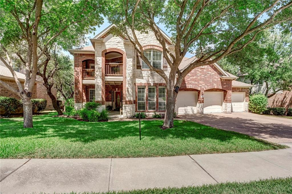 2820 Forest Green Dr, Round Rock Tx 78665 Property Photo