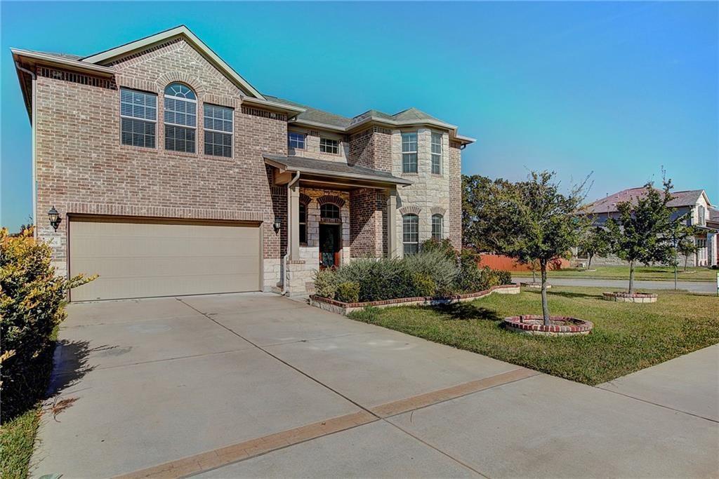 2601 Mirasol LOOP, Round Rock TX 78681 Property Photo - Round Rock, TX real estate listing