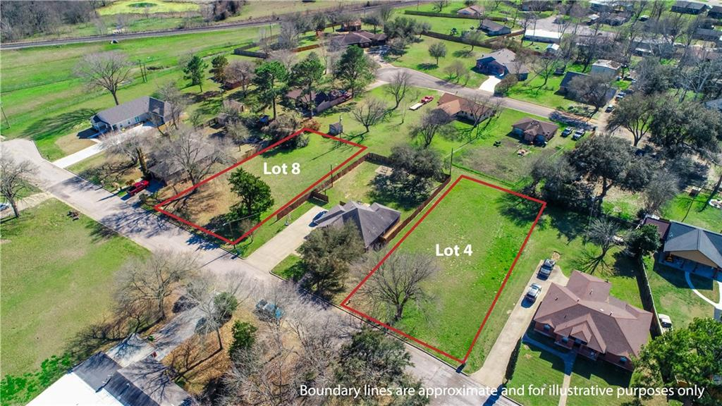 4 Brady DR Property Photo - Hearne, TX real estate listing