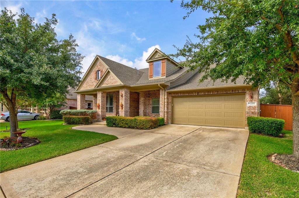 1205 Quiet Creek DR Property Photo - Cedar Park, TX real estate listing