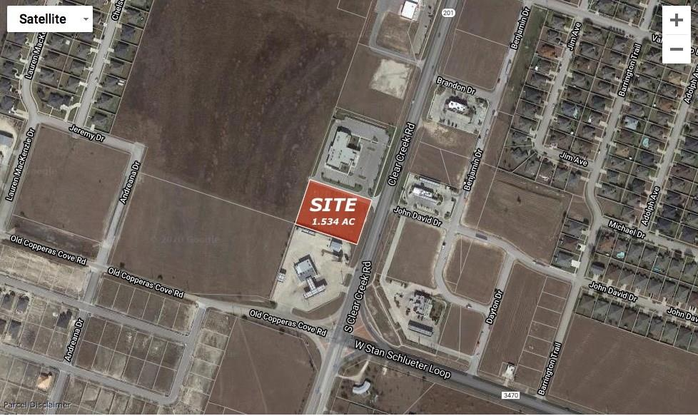 4601 Clear Creek RD, Killeen TX 76549 Property Photo - Killeen, TX real estate listing