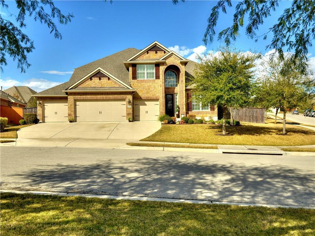 4561 Miraval CIR Property Photo - Round Rock, TX real estate listing