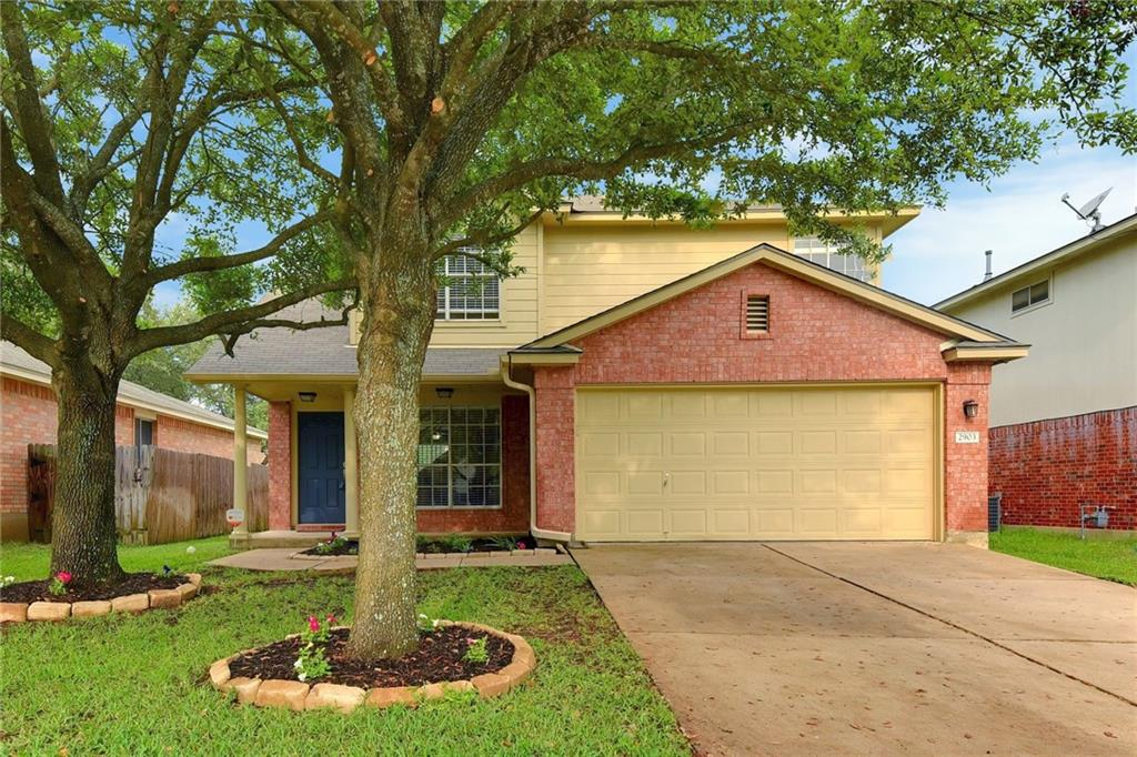 2903 Rainy River DR, Leander TX 78641 Property Photo - Leander, TX real estate listing