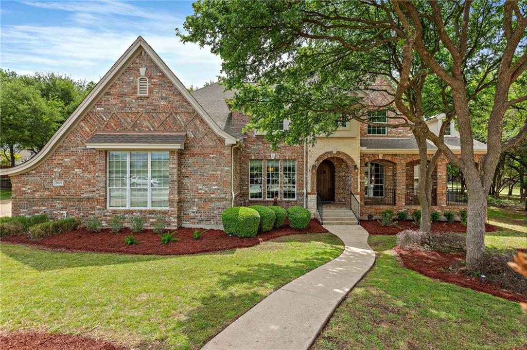 3605 Penwood CV Property Photo - Round Rock, TX real estate listing