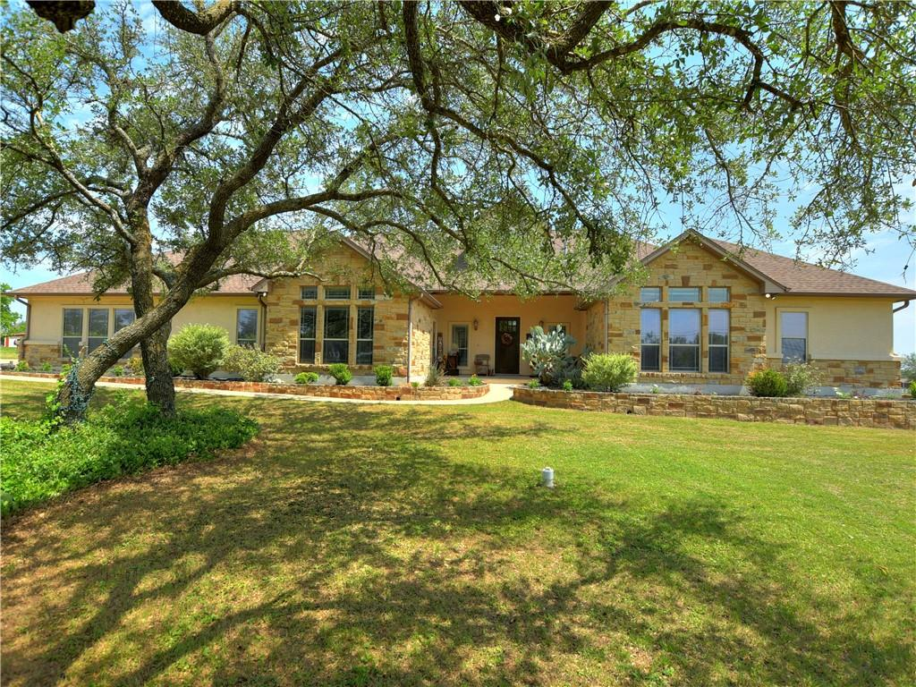 383 Mustang Mesa Property Photo - Liberty Hill, TX real estate listing