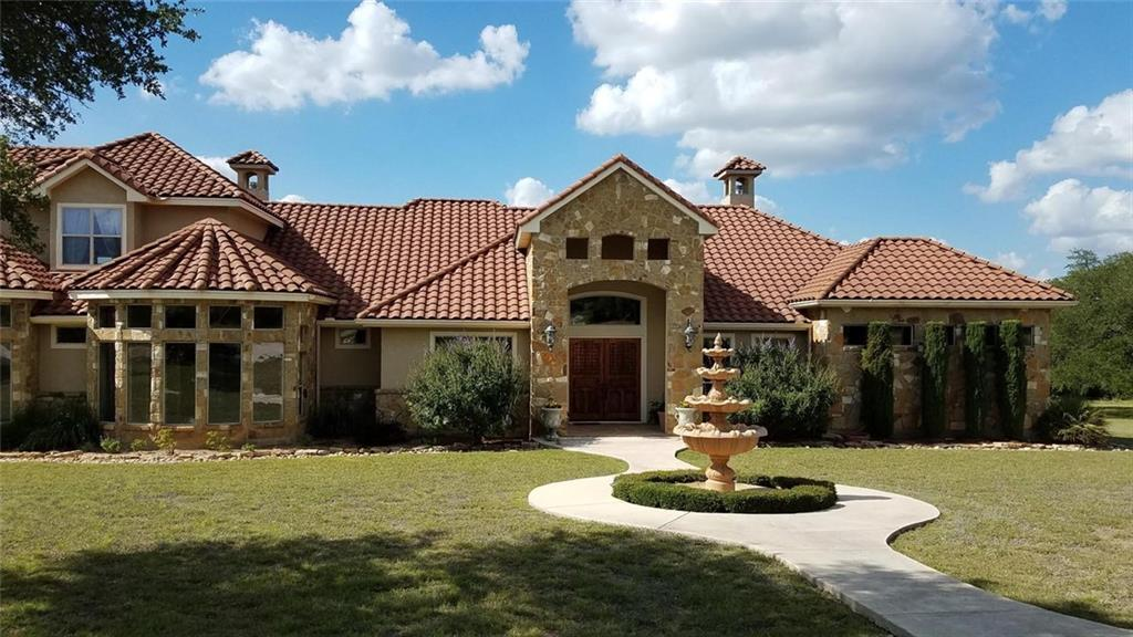 1096 Cielo Springs DR Property Photo - Blanco, TX real estate listing