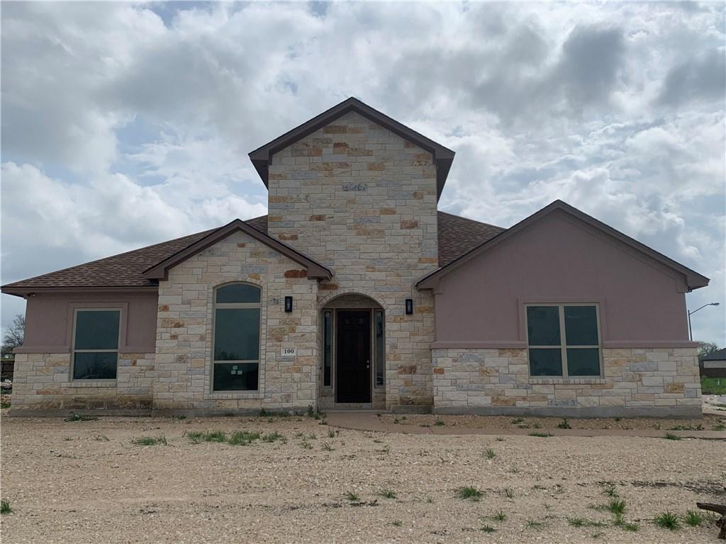 100 Magan CT, Jarrell TX 76537, Jarrell, TX 76537 - Jarrell, TX real estate listing