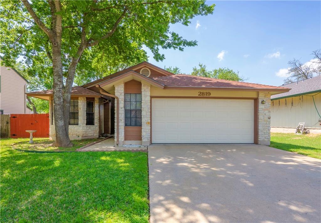 2819 Norfolk DR Property Photo - Austin, TX real estate listing