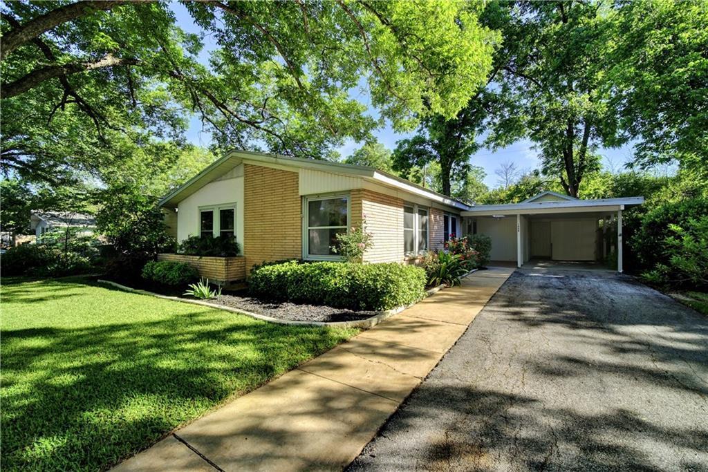 1408 Westmoor DR, Austin TX 78723 Property Photo - Austin, TX real estate listing