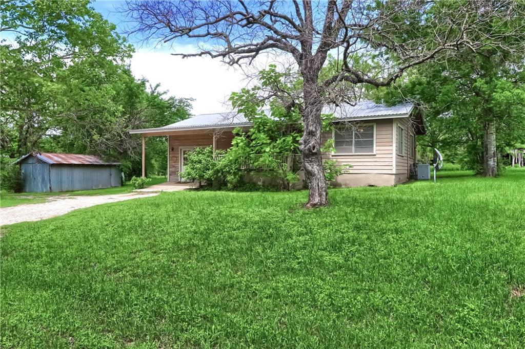 166 Brown RD Property Photo - McDade, TX real estate listing