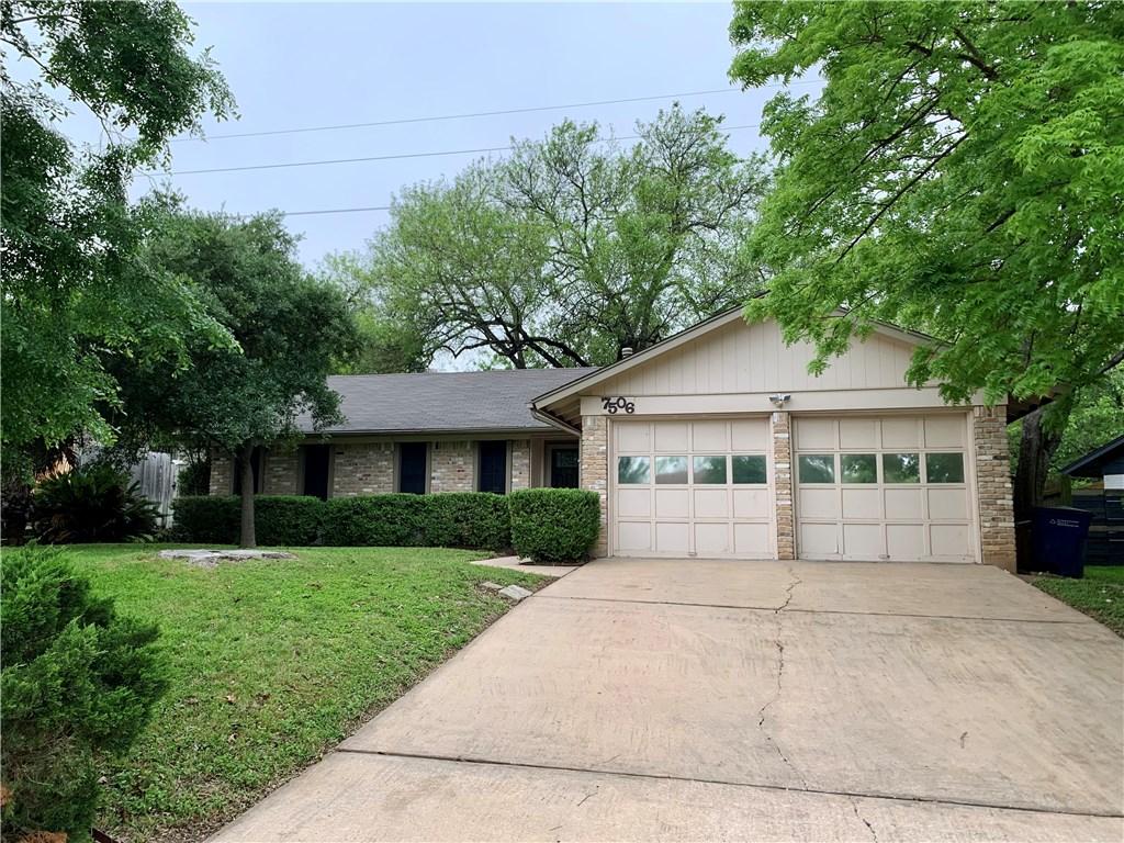 7506 Glenhill RD, Austin TX 78752 Property Photo - Austin, TX real estate listing
