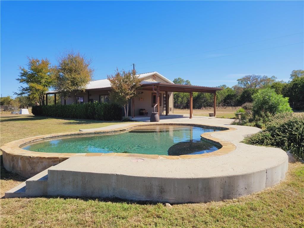 7531 County Road 336 Property Photo - Bertram, TX real estate listing